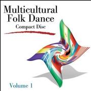 Multicultural Folk Dance CD, Volume 1