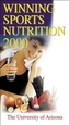 Winning Sports Nutrition 2000 Video-NTSC Cover
