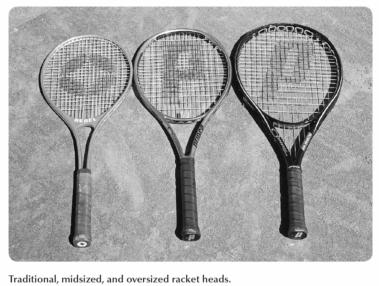 how to find the right tennis racquet