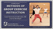 Methods of Group Exercise Instruction Course-2nd Edition-T