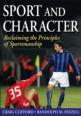 Sport and Character Cover