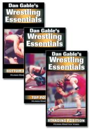 Dan Gable's Wrestling Essentials Video Package (NTSC)