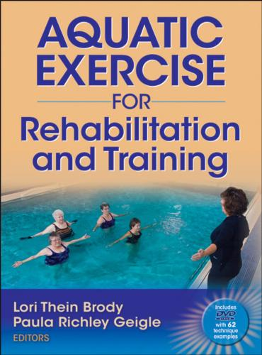 Aquatic Exercise for Rehabilitation and Training -