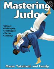 Mastering Judo eBook