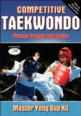 Competitive Taekwondo eBook Cover