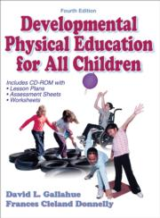 Graphics Package for Developmental Physical Education for All Children-4th Edition