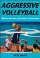 Aggressive Volleyball Cover