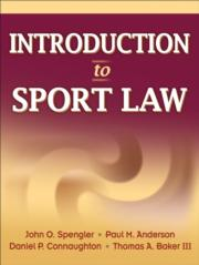 Introduction to Sport Law Presentation Package