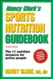 Nancy Clark's Sports Nutrition Guidebook 4th Edition eBook Cover