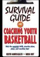 Survival Guide for Coaching Youth Basketball eBook Cover