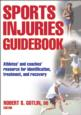 Sports Injuries Guidebook eBook Cover
