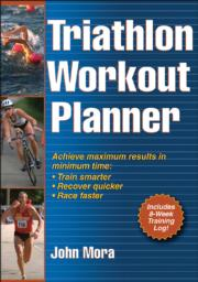 Triathlon Workout Planner eBook