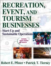 Recreation, Event, and Tourism Businesses Online Student Resource