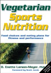 Vegetarian Sports Nutrition eBook