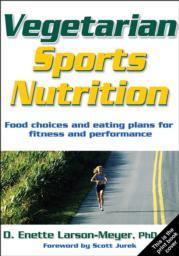 Vegetarian Sports Nutrition eBook