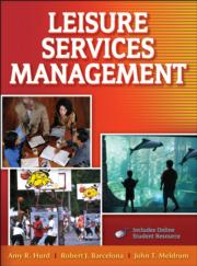 Leisure Services Management eBook With Web Resources