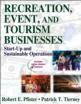 Recreation, Event, and Tourism Businesses eBook With Web Resources Cover