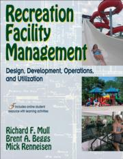 Recreation Facility Management Online Student Resource