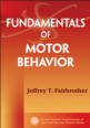 Fundamentals of Motor Behavior Cover