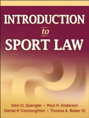 Introduction to Sport Law eBook