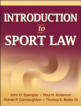 Introduction to Sport Law eBook Cover
