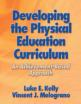 Developing the Physical Education Curriculum eBook Cover