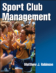 Sport Club Management Cover