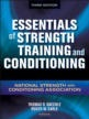 Essentials of Strength Training and Conditioning 3rd Edition eBook Cover