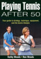 Playing Tennis After 50 eBook Cover