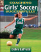 Coaching Girls' Soccer Successfully eBook Cover
