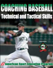 Coaching Baseball Technical & Tactical Skills eBook