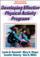 Developing Effective Physical Activity Programs eBook Cover