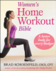 Women's Home Workout Bible Cover