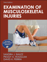 Examination of Musculoskeletal Injuries Online Student Resource-3rd Edition