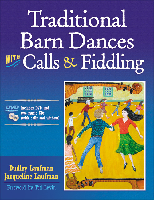 Dudley Laufman on barn dances and his new book