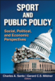 Sport and Public Policy Cover