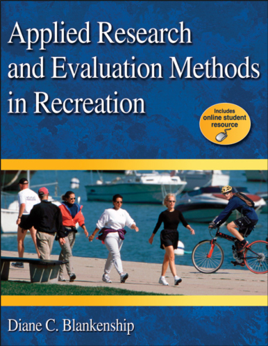recreation evaluation Parks and recreation departments provide a wide variety of programs and  services to their local communities but are these programs accomplishing what  they.