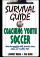 Survival Guide for Coaching Youth Soccer eBook Cover