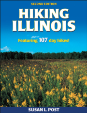Hiking Illinois 2nd Edition eBook