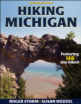 Hiking Michigan 2nd Edition eBook Cover