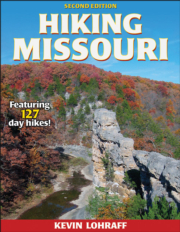 Hiking Missouri 2nd Edition eBook