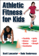 Athletic Fitness for Kids eBook Cover