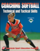 Coaching Softball Technical and Tactical Skills eBook Cover