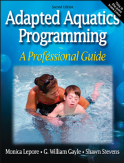 Adapted Aquatics Programming 2nd Edition eBook