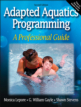 Adapted Aquatics Programming 2nd Edition eBook Cover