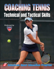 Coaching Tennis Technical & Tactical Skills eBook