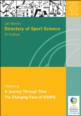 Directory of Sport Science-5th Edition Cover