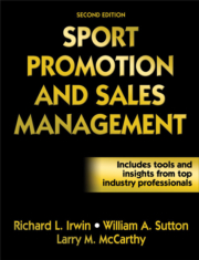 Sport Promotion and Sales Management 2nd Edition eBook