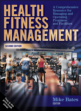 Health Fitness Management 2nd Edition eBook Cover