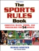 The Sports Rules Book 3rd Edition eBook Cover